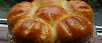 бабушкин рецепт хлеба