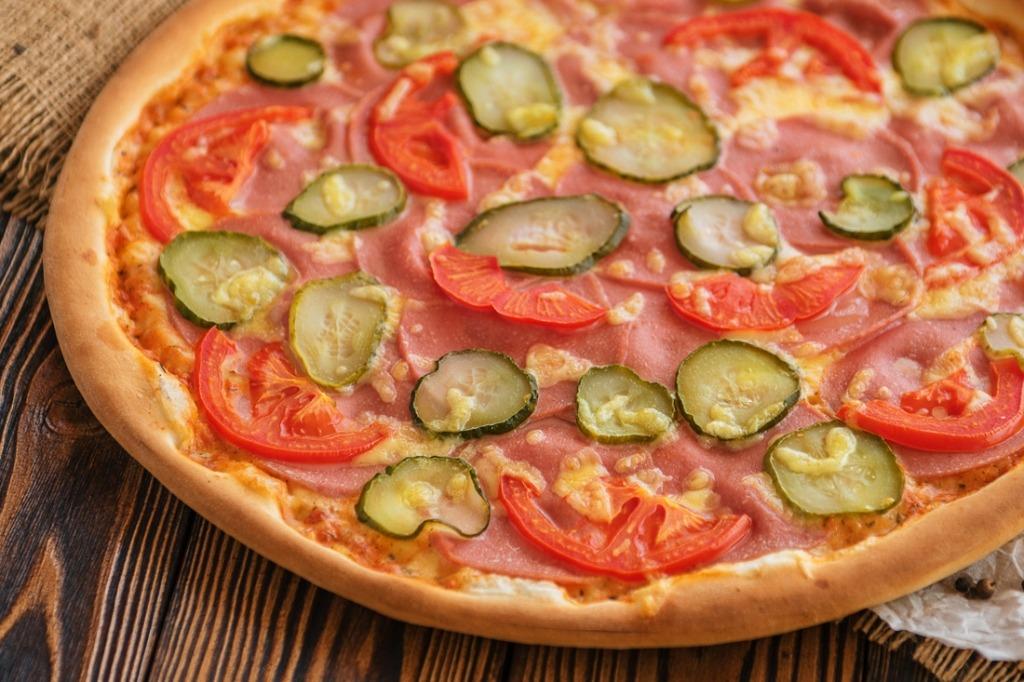 пицца по бабушкиному рецепту