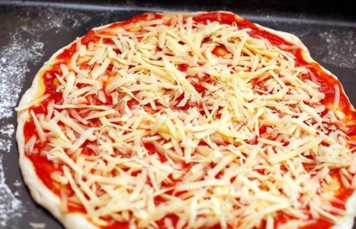 приготовление бабушкиной пиццы
