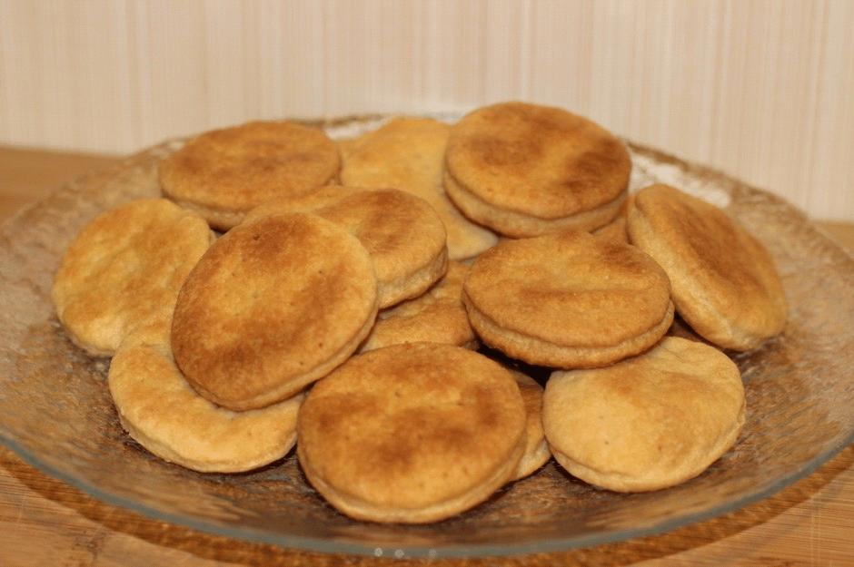 пресные лепешки в духовке