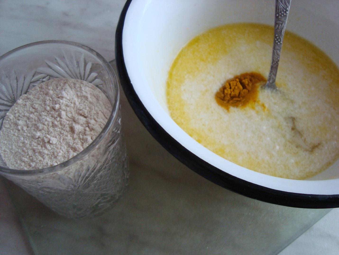 ингредиенты для сухарей