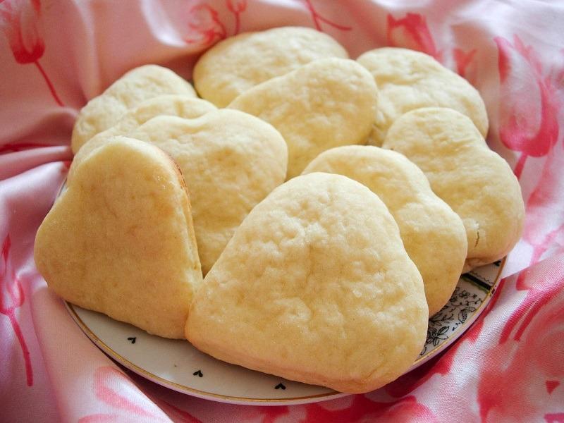печенье из сметаны и творога