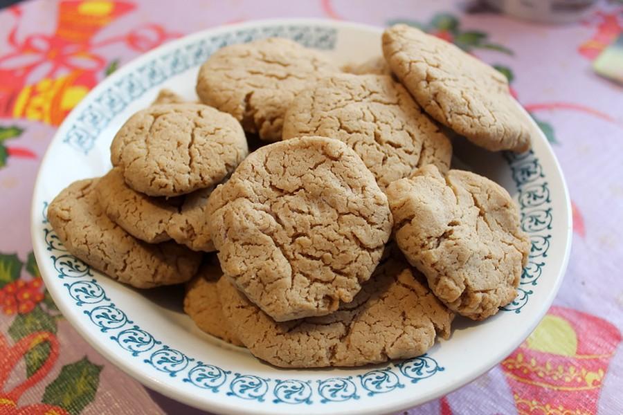 карельское печенье