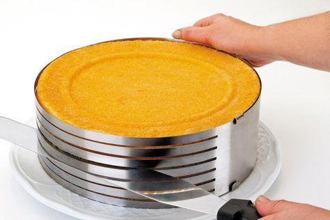 форма для выпечки и нарезки бисквита