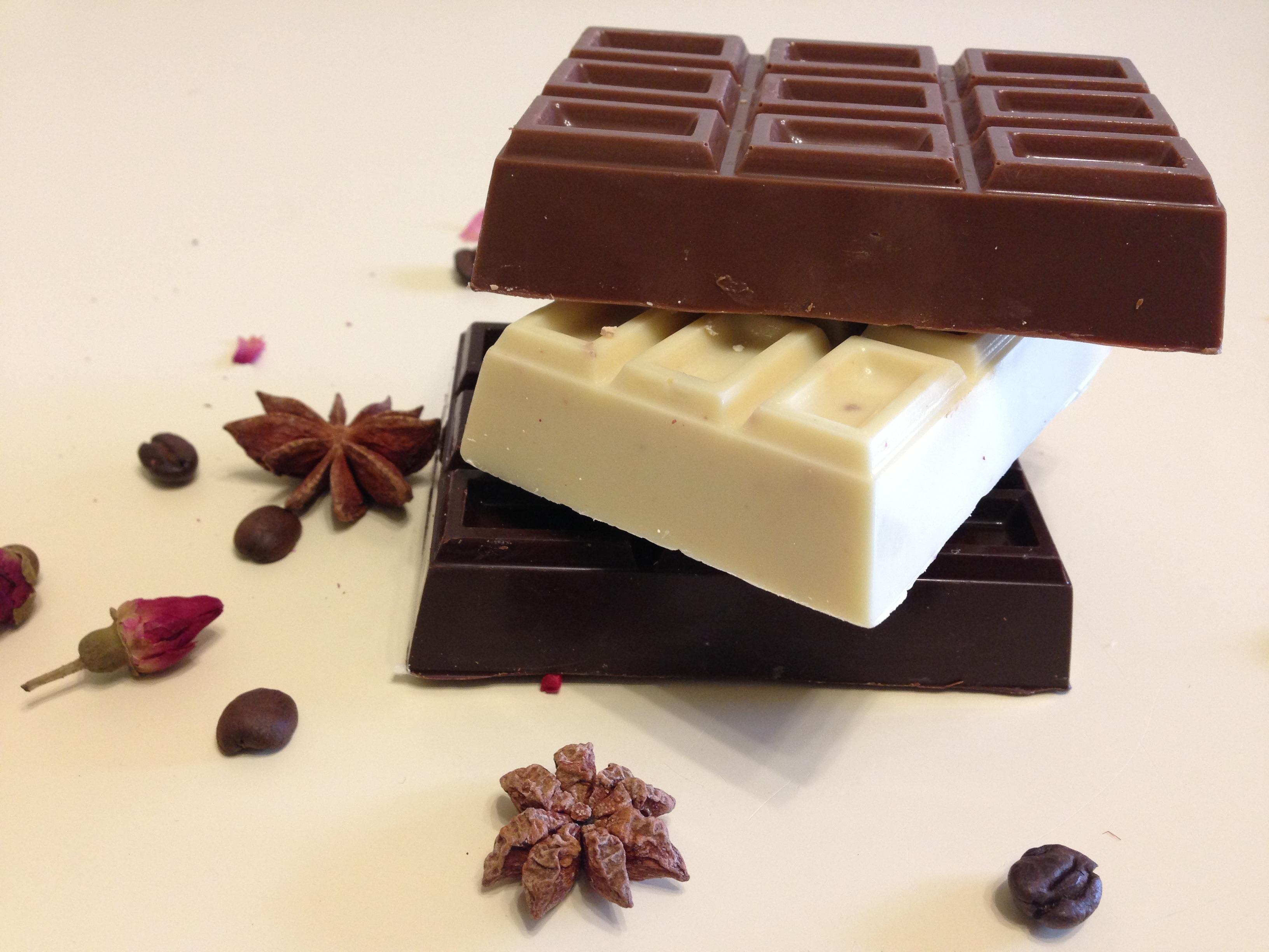 шоколад для слоек