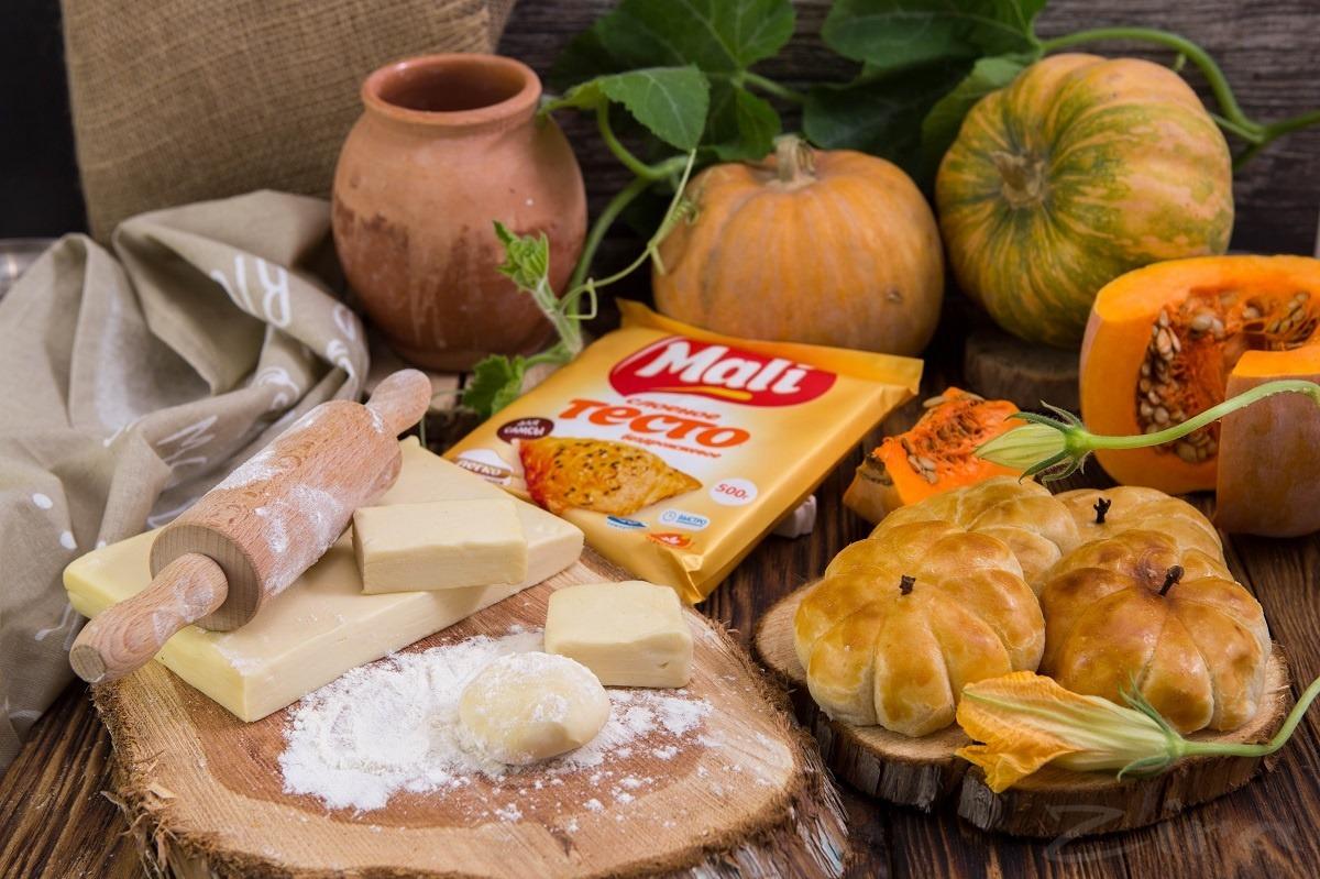 ингредиенты для самсы с тыквой