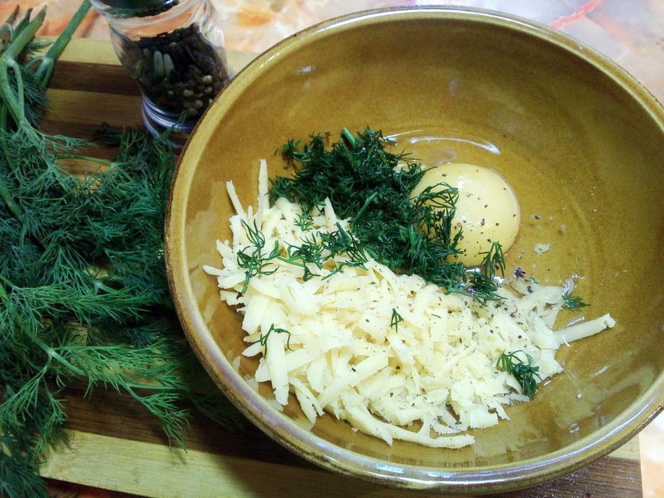 самса с сыром ингредиенты