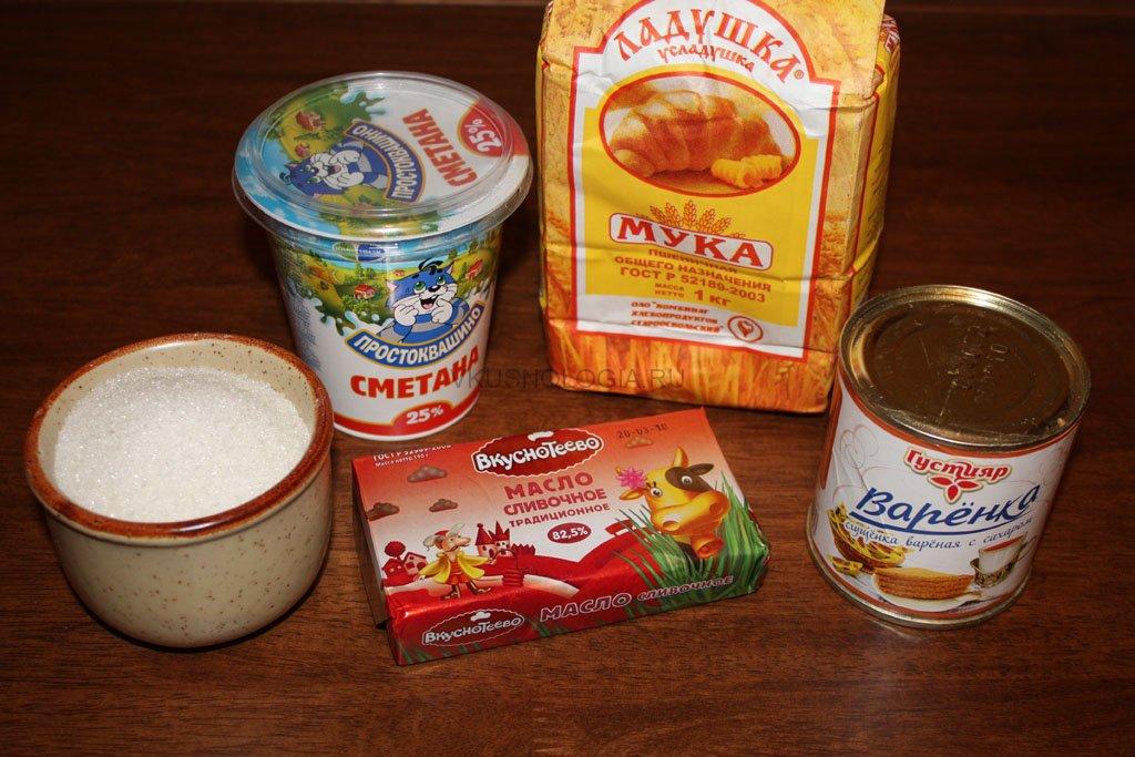 ингредиенты муравейник рецепт из печенья