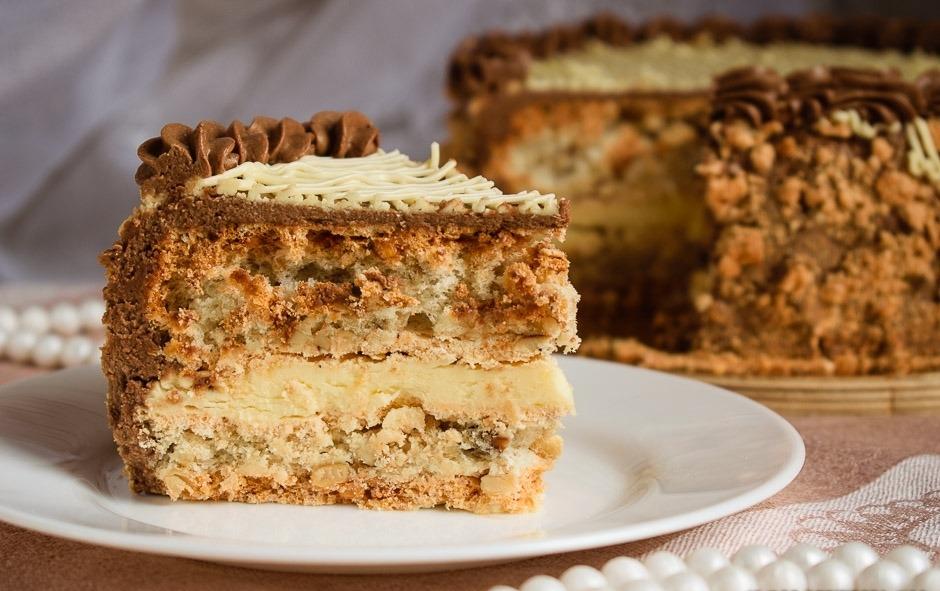 торт избезе рецепт без выпечки