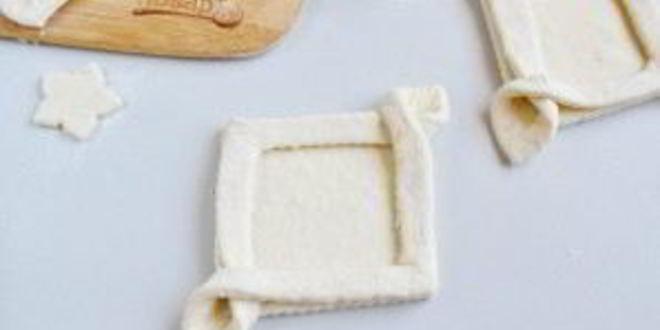 тесто для слоек