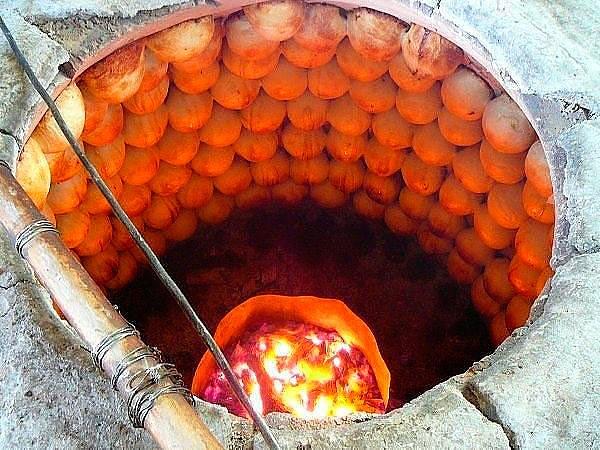 тандыр для приготовления самсы