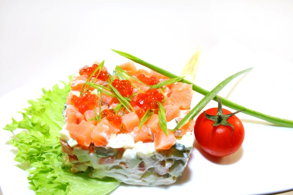 часто, салат с семгой и картошкой фото рецепт только приносит доход