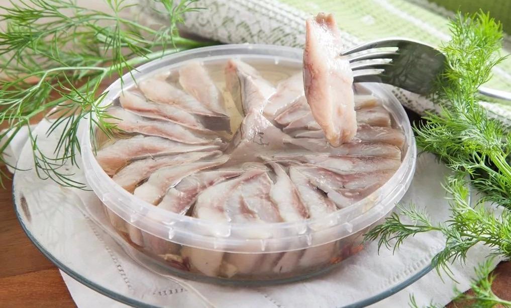 консервированное филе для винегрета