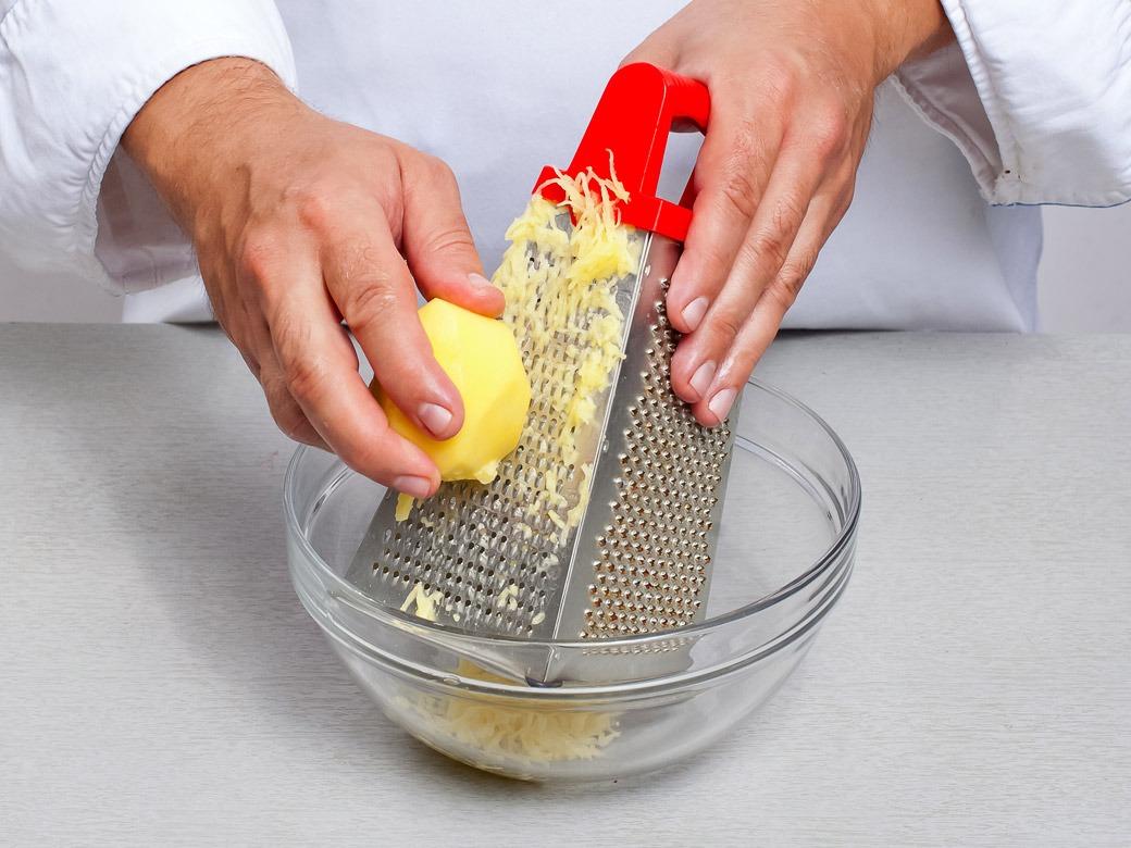 картофель для мимозы
